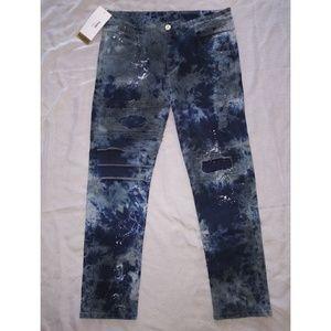 🔥 Kali Kartel Men's Designer Jeans